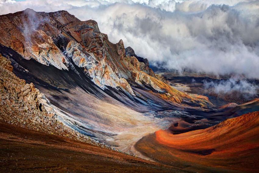【茂宜岛观火山一日包车游】哈雷阿卡拉火山国家公园+谷拉+霍欧津帕海滩(限卡胡卢伊区域接送)