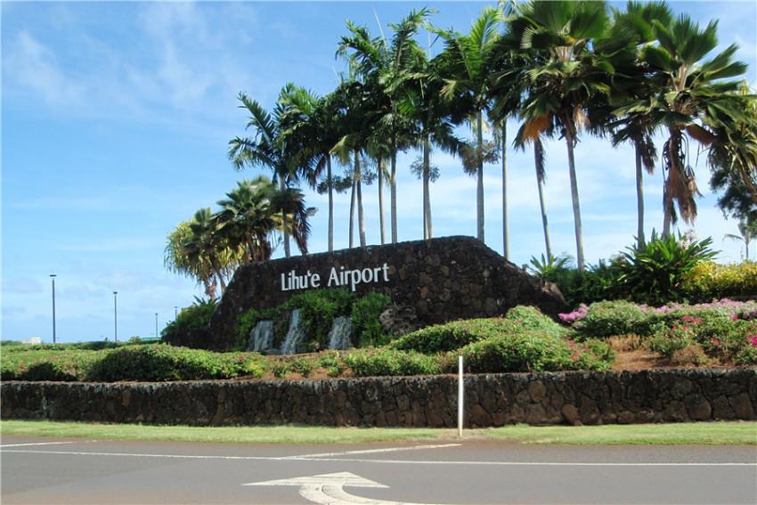 【接送机】美国夏威夷考爱岛利胡埃机场单程接机/送机