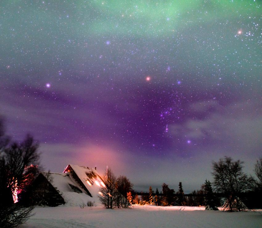 【北极圈里的狂欢季】8天畅游北欧三国:奥斯陆皇宫+特罗姆瑟小镇+拜访萨米人家+冰雪城堡酒店+驯鹿雪橇+跨越北极圈