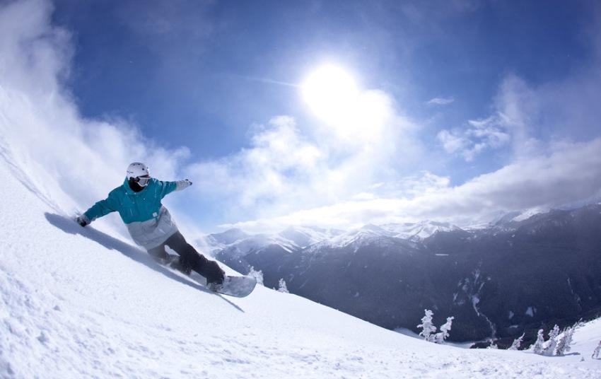 【惠斯勒雪场包车一日游】畅快滑雪:加拿大惠斯勒山滑雪场